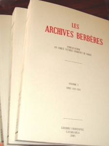 Archives berbères (Les)