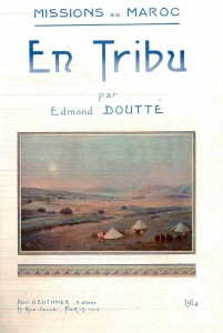 En Tribu-Edmond Doutté