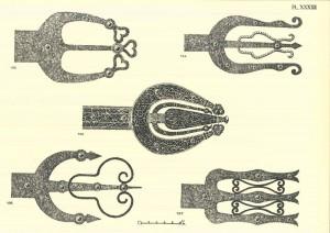 Exemples de pentures