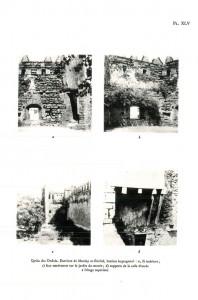Ville de Rabat: qasbah des Oudaïa en 1912