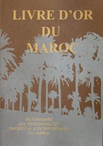 Livre d'or du Maroc