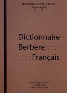 Dictionnaire Berbère Français