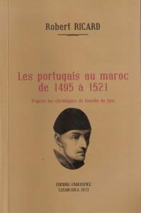 Les portugais au Maroc