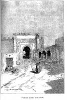Montbard-Porte à El-Arisch