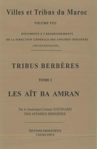 Tribus berbères (Les)- Les Ait Ba Amran