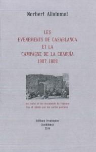 Evénements de Casa Chaouia 1907-1908-Allainmat